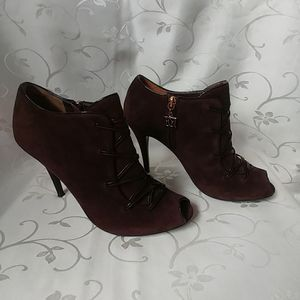 Escada Suede Shoes